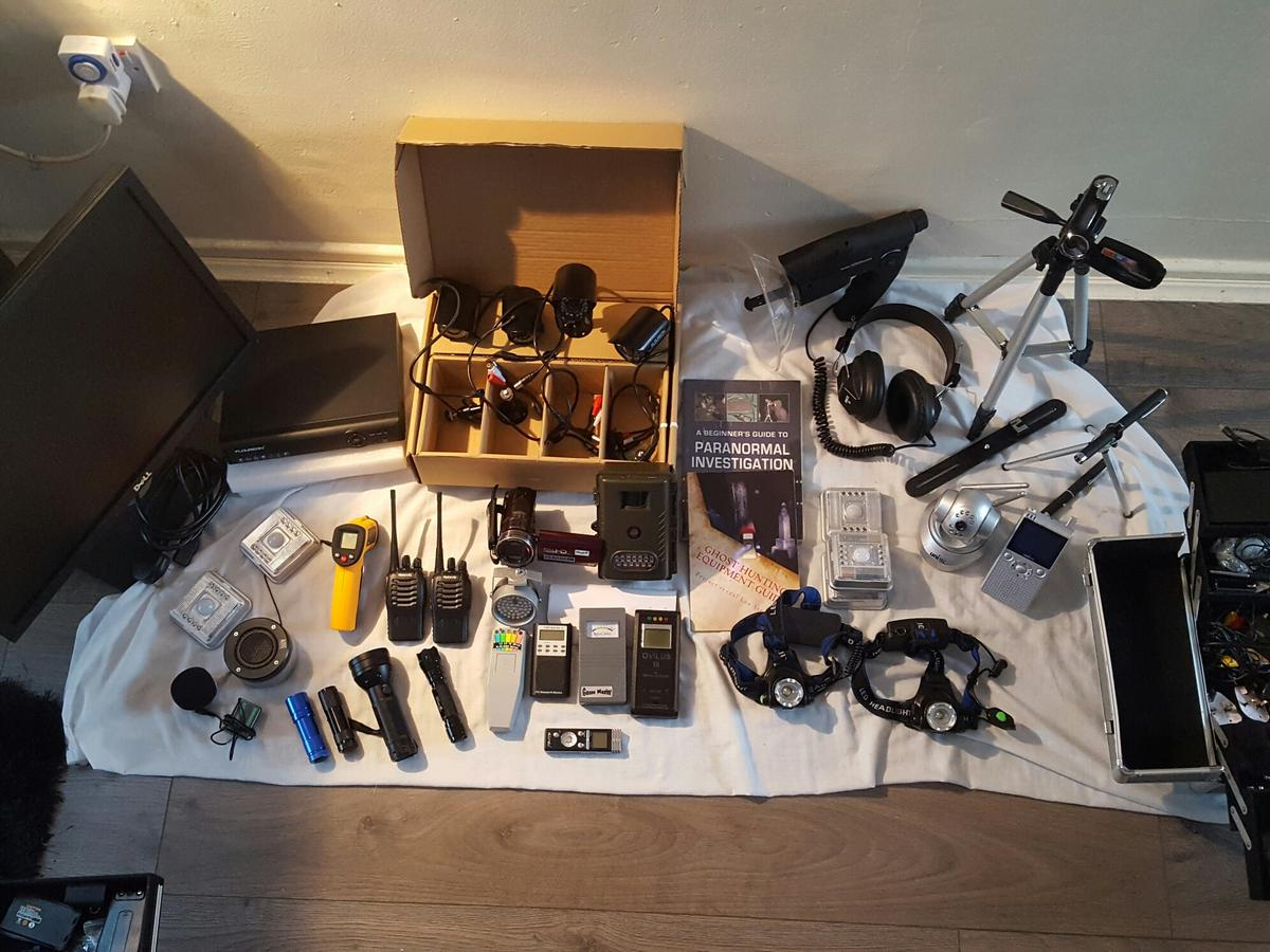 Paranormal ghost hunting equipment in L7 Liverpool for £1,000 00 for