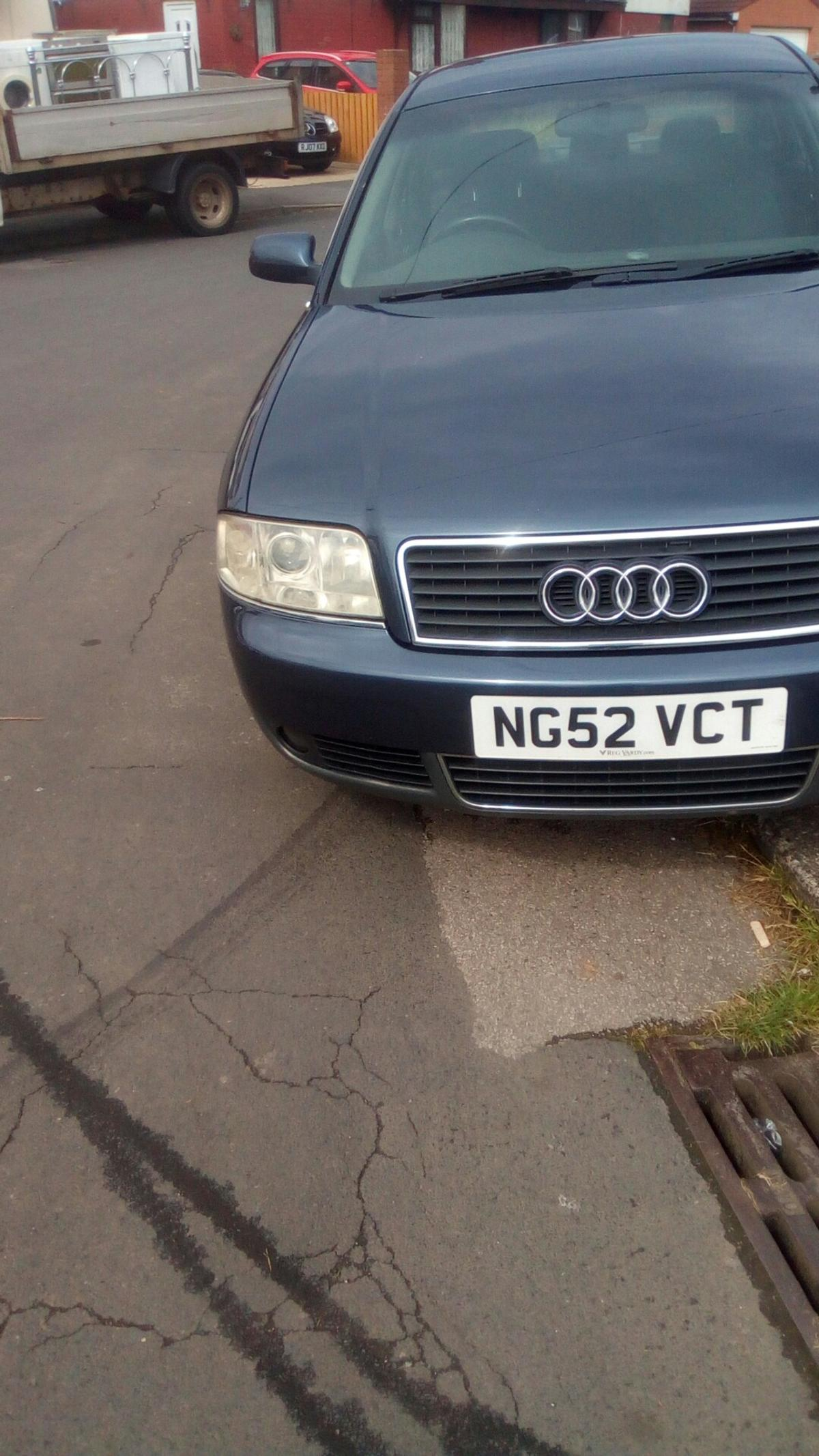Audi A6 25 Tdi V6 6 Speed 2003 In Ts28 Town For 129500 For Sale