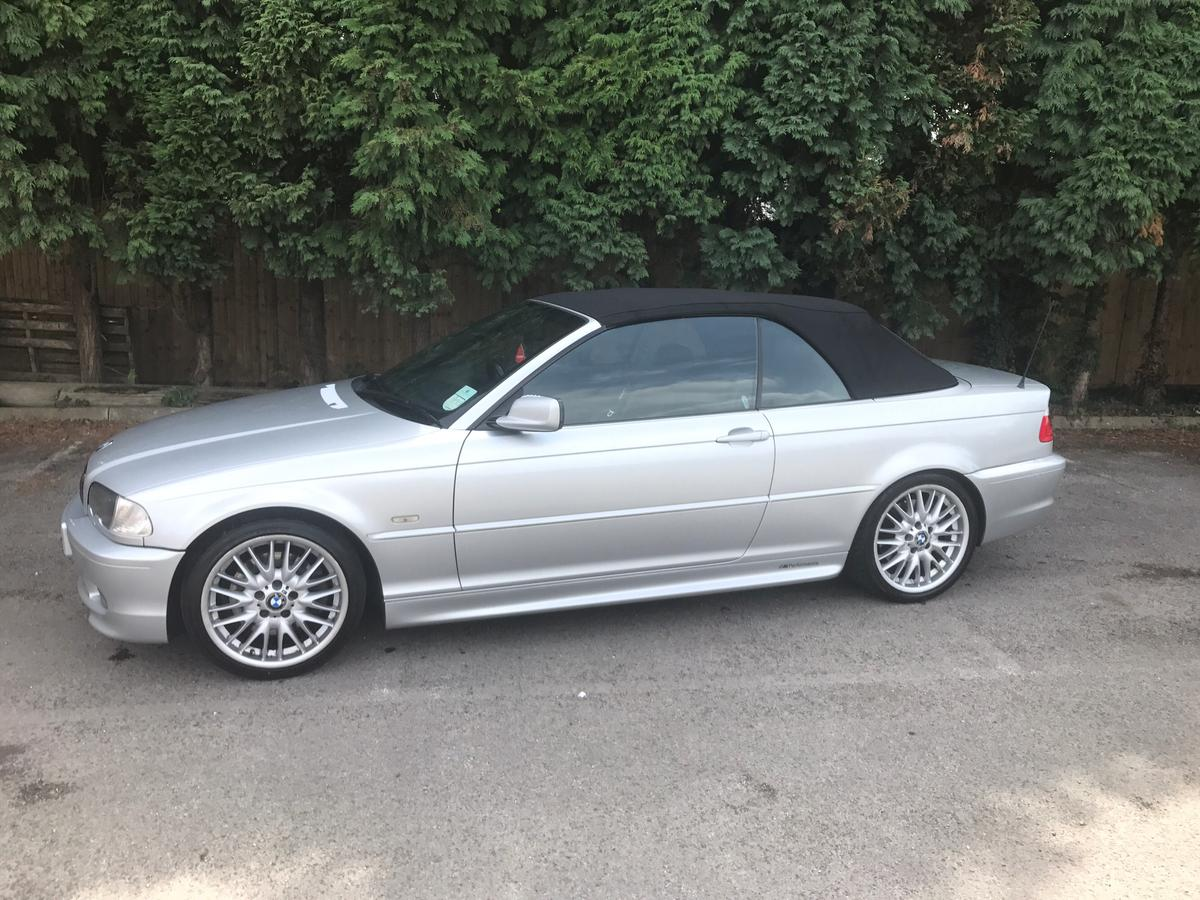 Bmw E46 330ci Convertible In So51 Timsbury For 3 000 00 For Sale Shpock