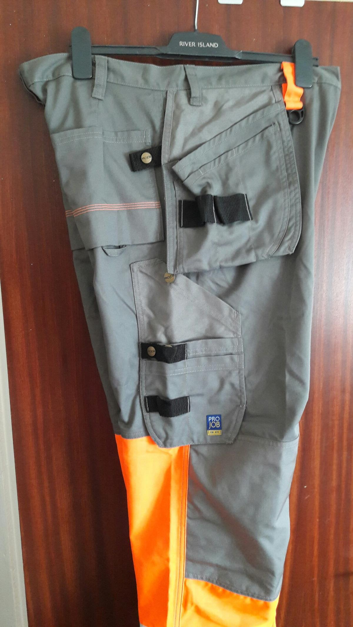 volume large large assortment save up to 80% Pro-job work trousers in ST2-Trent für 10,00 £ kaufen - Shpock