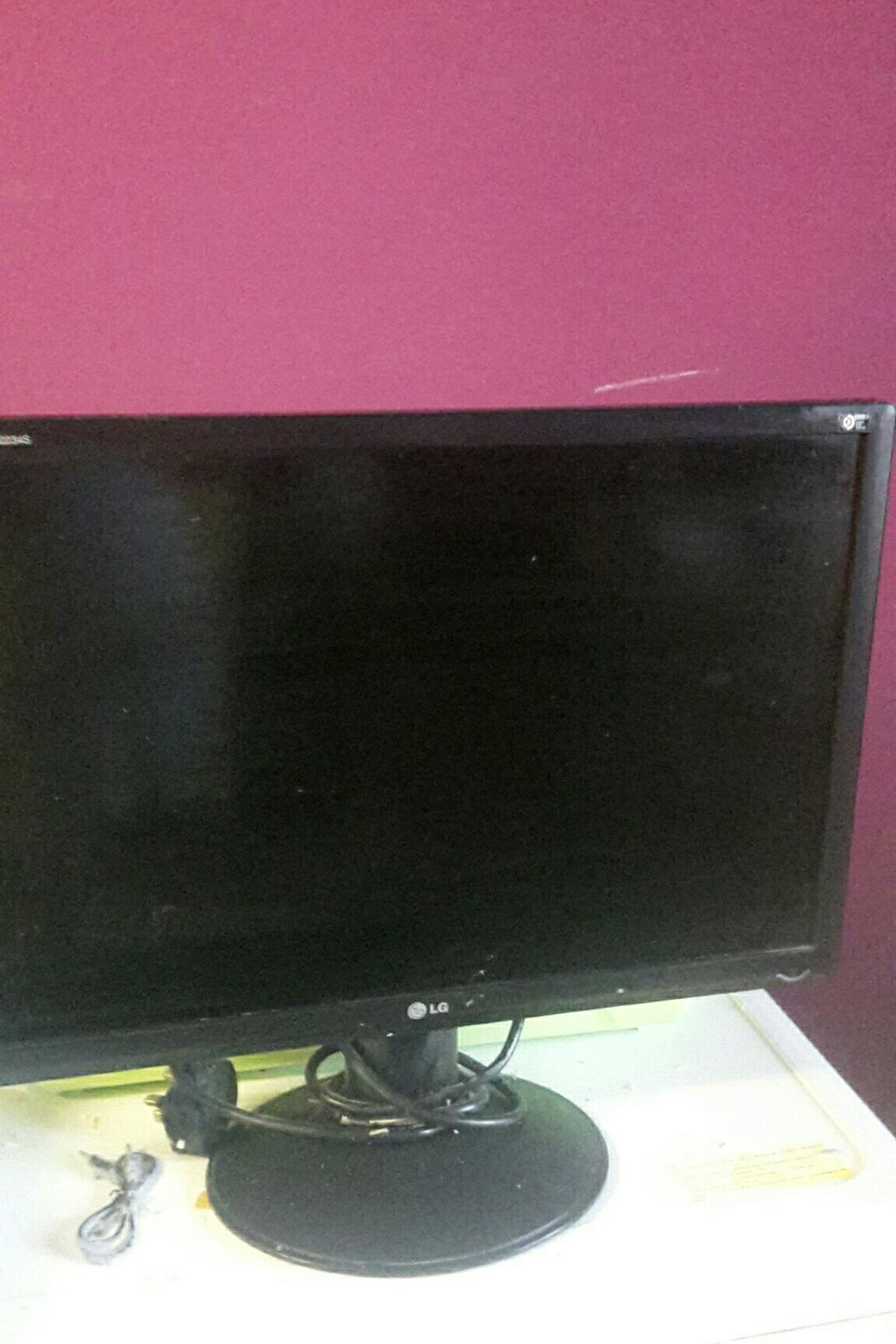LG pc monitor spare or repairs