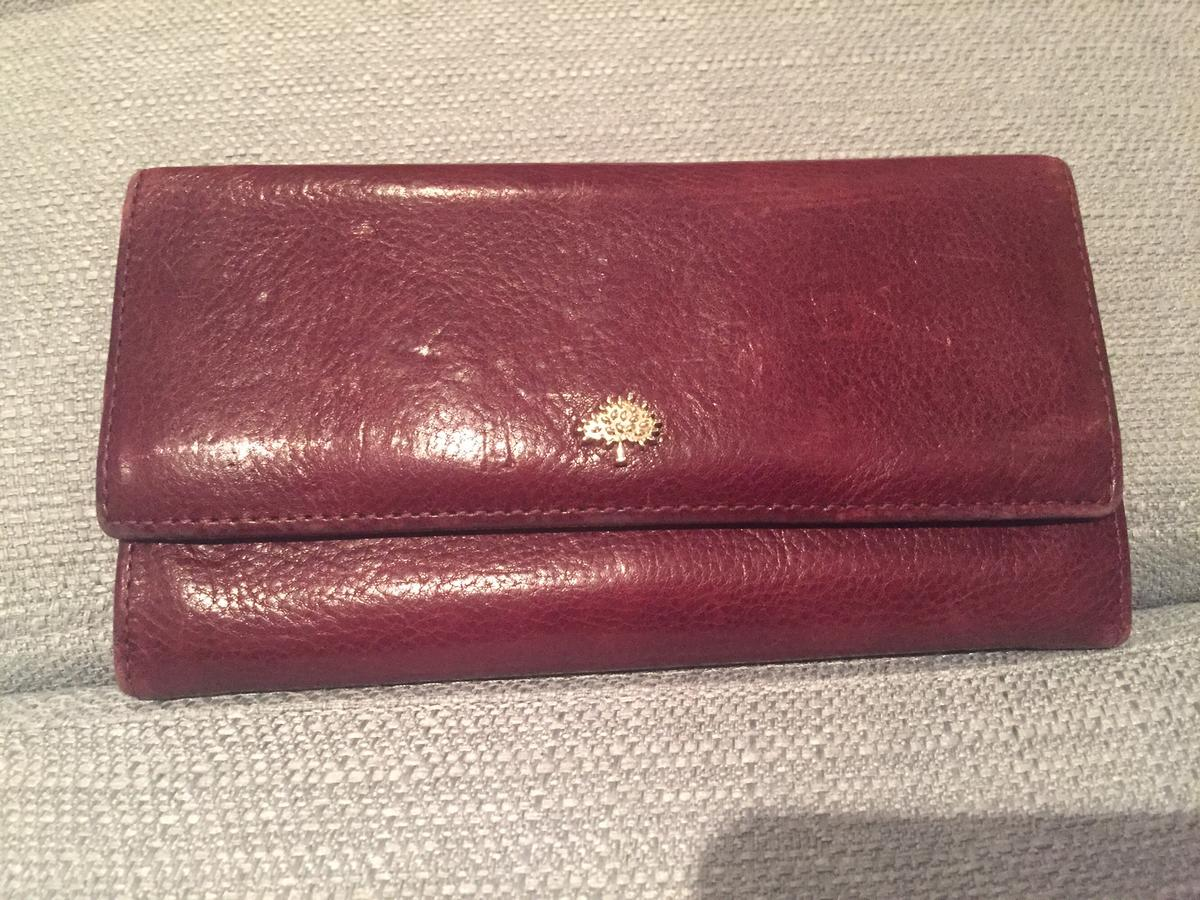 4f19acff435 Mulberry Burgundy Purse in SW15 London for £60.00 for sale - Shpock