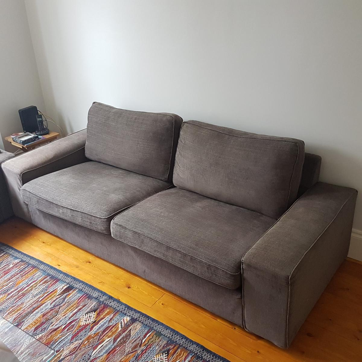 Groovy Ikea Kivik 3 Seat Sofa Pabps2019 Chair Design Images Pabps2019Com