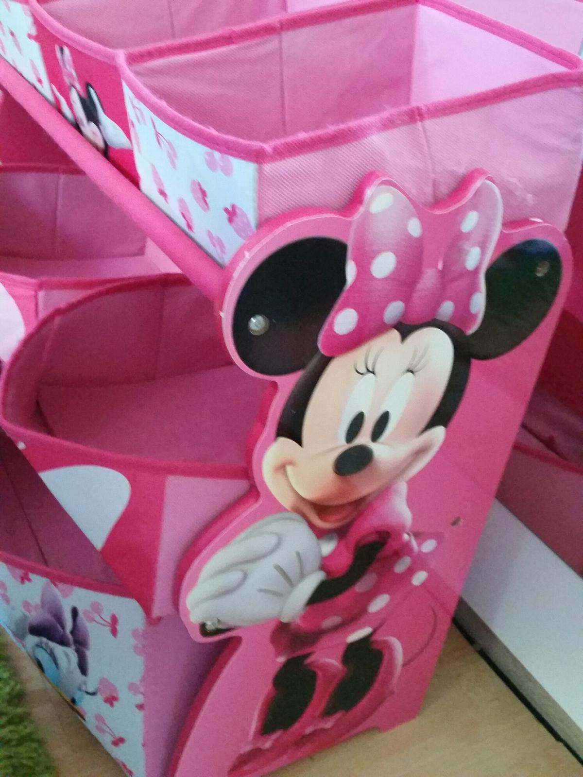 Minnie Mouse Regal pink