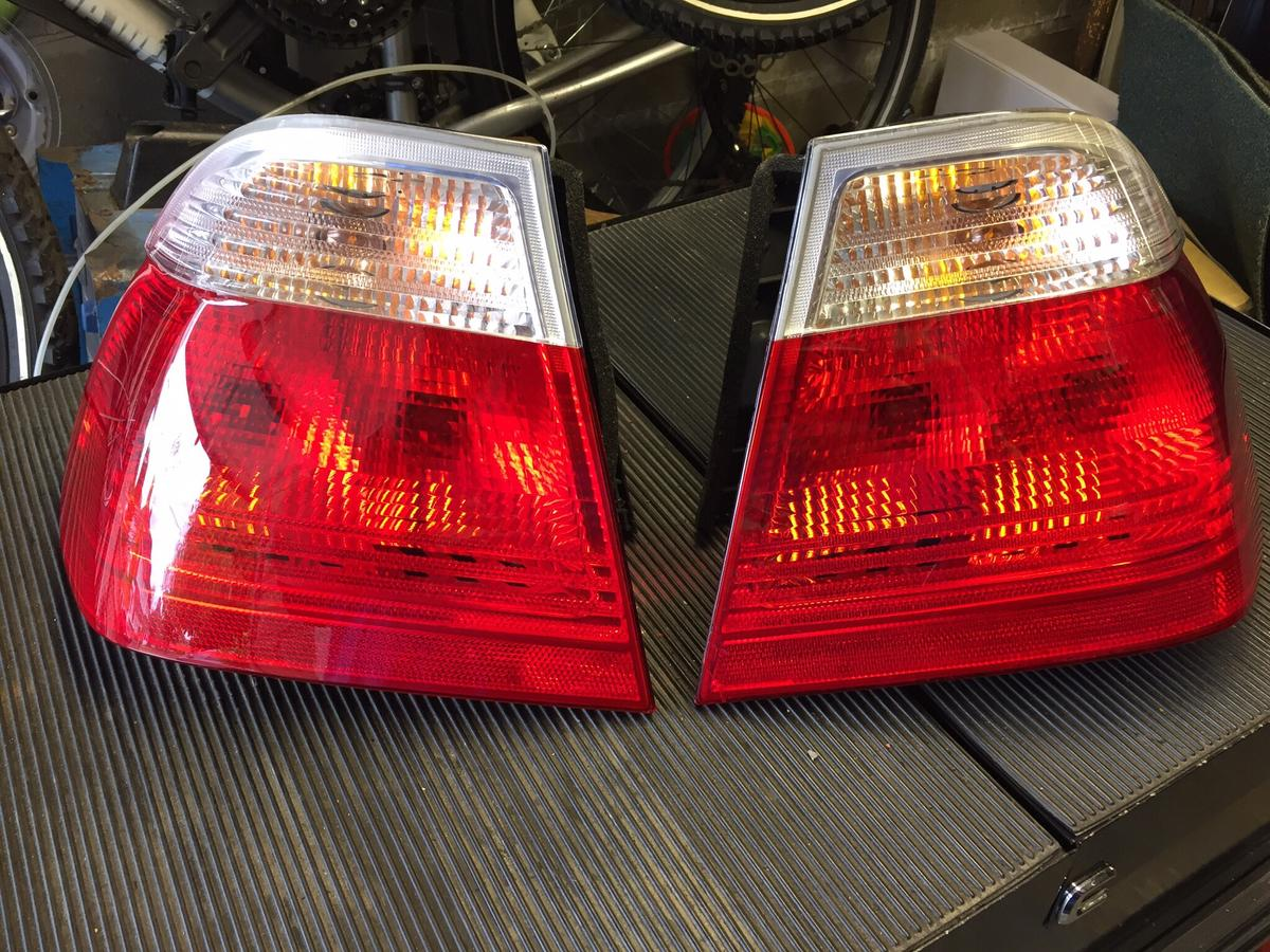 Bmw E46 Rear Lights M3 Style In Wn8 Holland For 40 00 For Sale Shpock