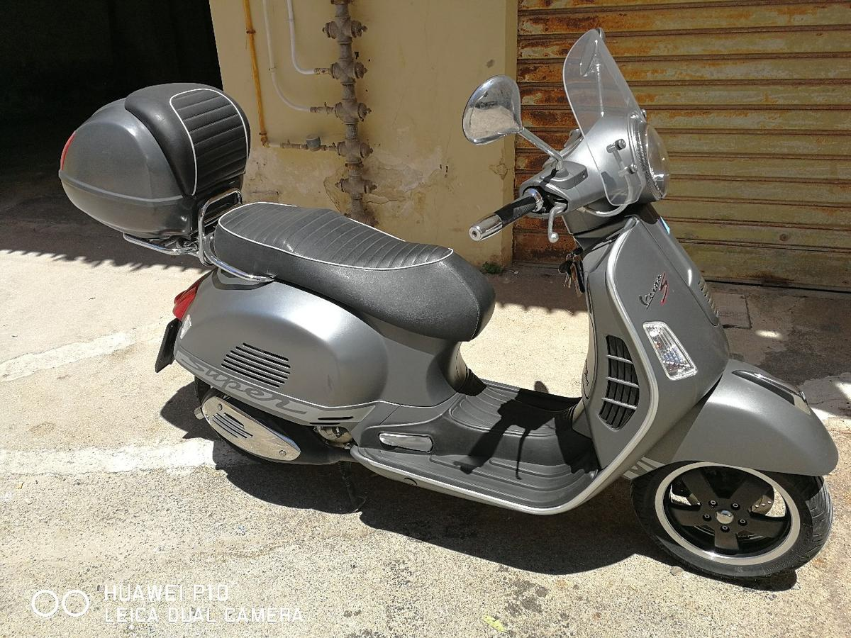 Vespa 300 Gts Super Sport In 96100 Siracusa For 3 900 00 For Sale Shpock