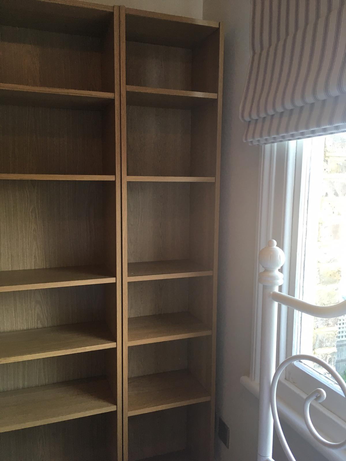 Ikea Narrow Billy Bookcase
