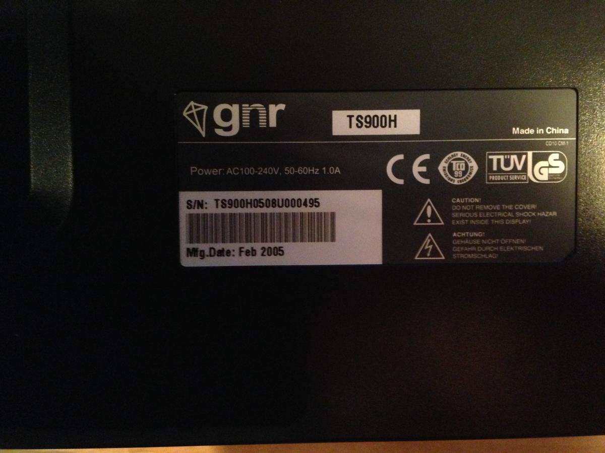 GNR TS900H TELECHARGER PILOTE