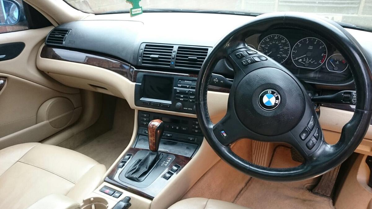 Bmw 3 Series 3l 330ci In Ox4 Oxford For 2 700 00 For Sale Shpock