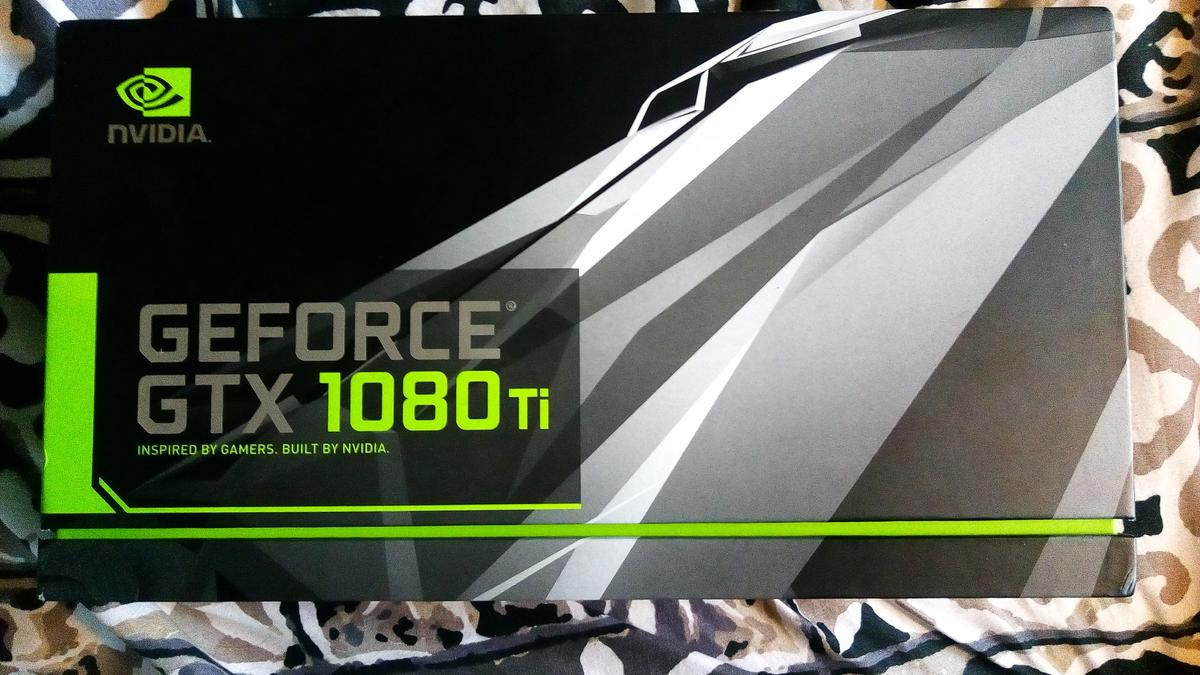 NVIDIA GTX 1080Ti in NN7 Houghton for free for sale - Shpock