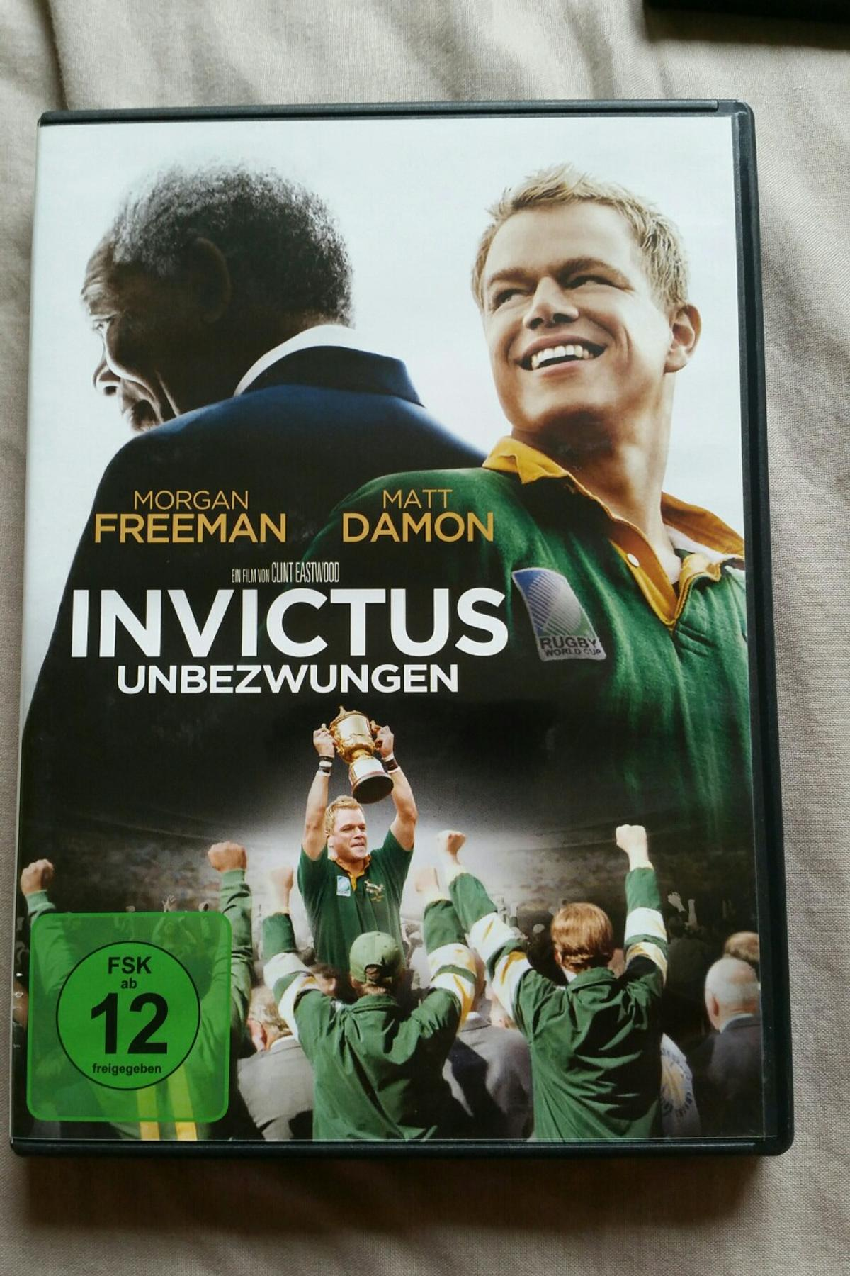 Dvd Invictus Unbezwungen In 64409 Messel For 300 For Sale Shpock