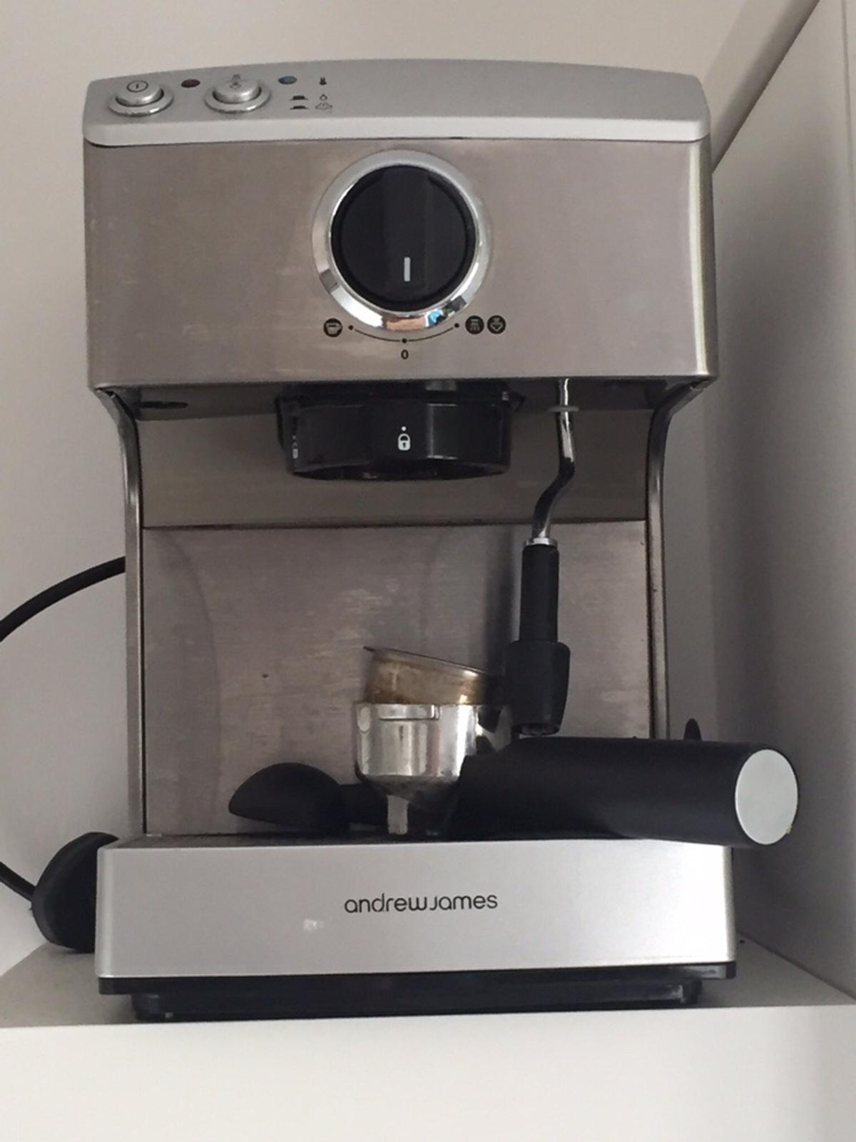 Andrew James Barista Espresso Coffee Machine