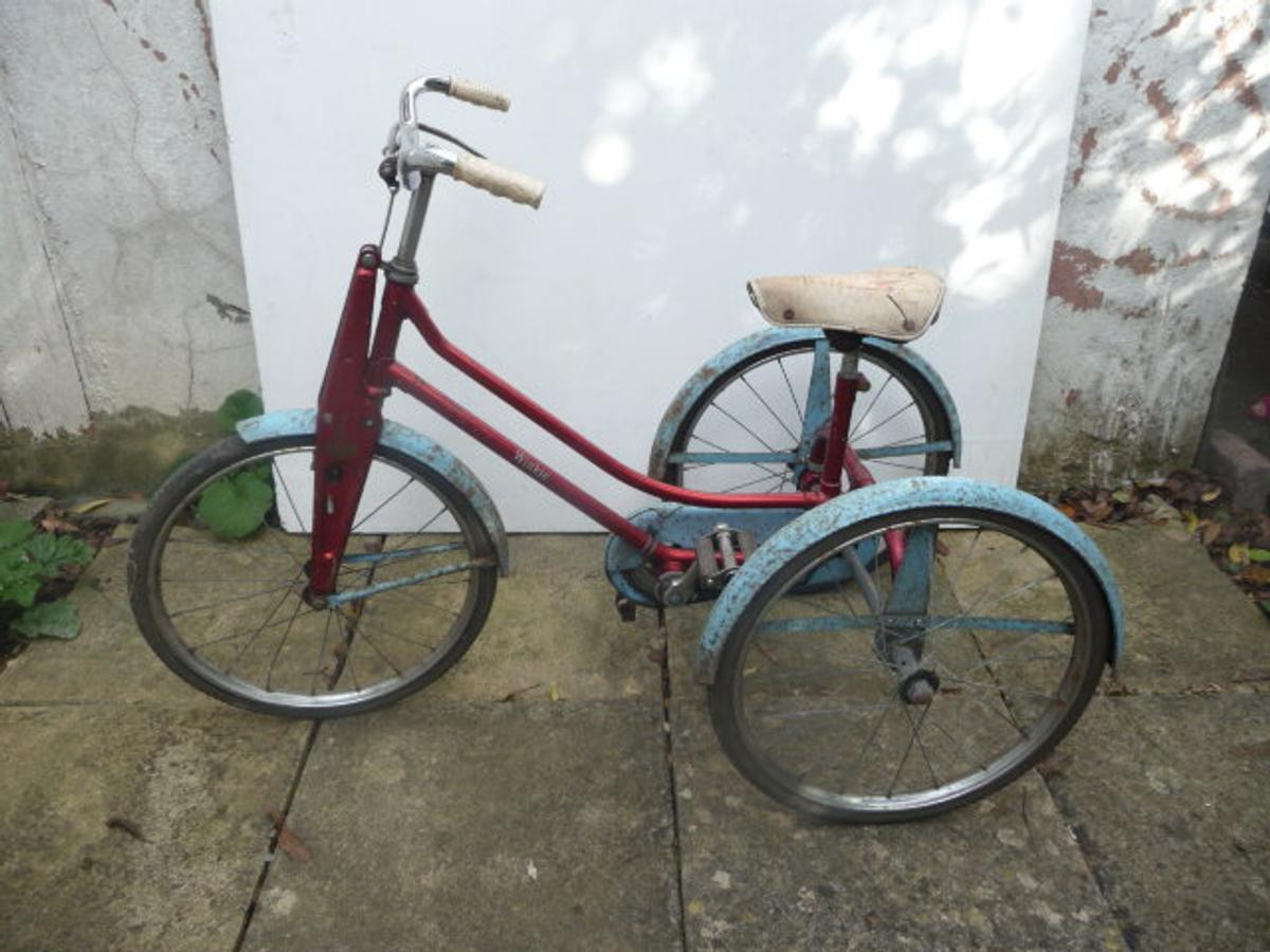 Vintage Raleigh Winkie Tricycle