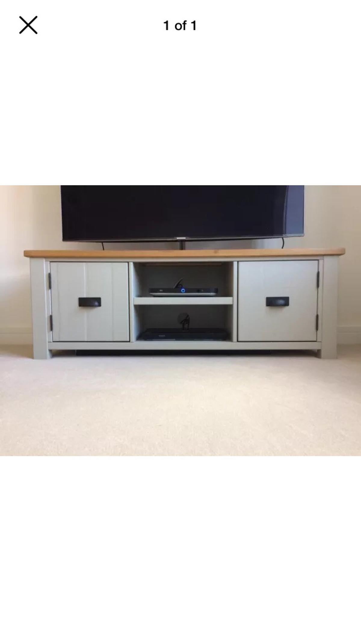 online store 1fcdf a891a Next Kendall Painted TV Unit