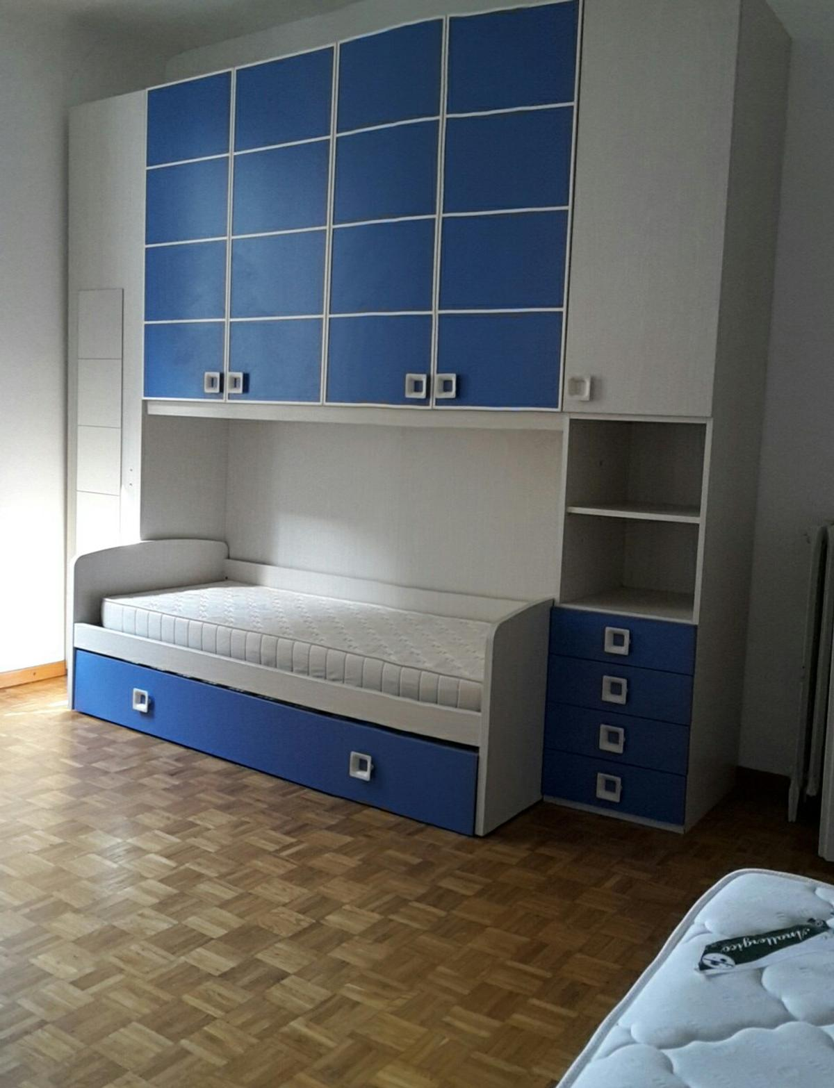 Armadio A Ponte Senza Letto.Armadio A Ponte In 20129 Milano For 250 00 For Sale Shpock