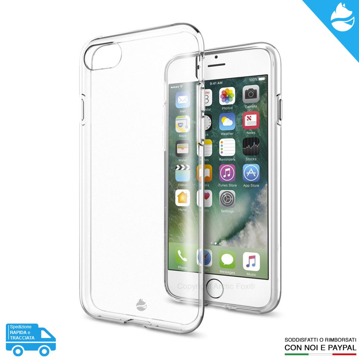 cover e vetro iphone 7
