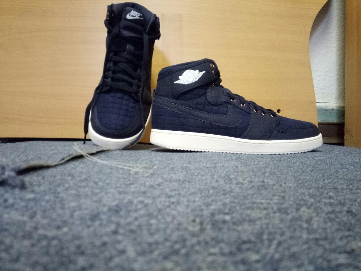 in 70374 1 Obsidian Stuttgart KO High OG Air Jordan Nike for qzVpUMSG