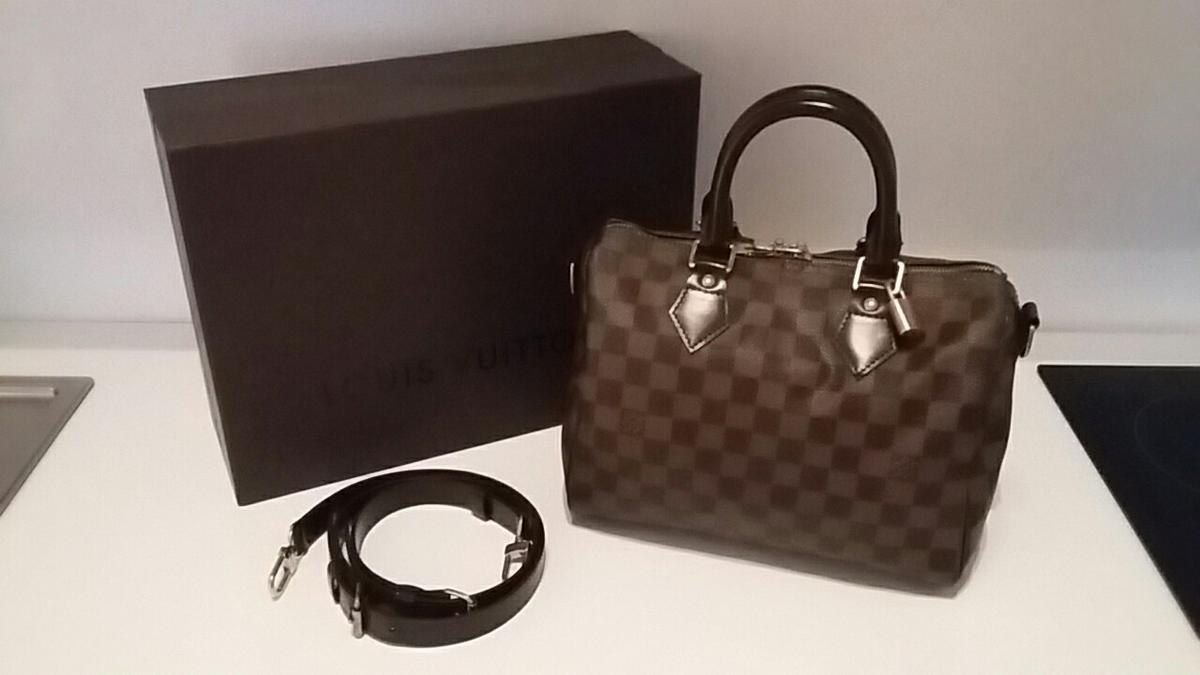 d85bcd33a4121 Louis Vuitton Speedy 25 Bandouliere in 93047 Regensburg for €690.00 ...