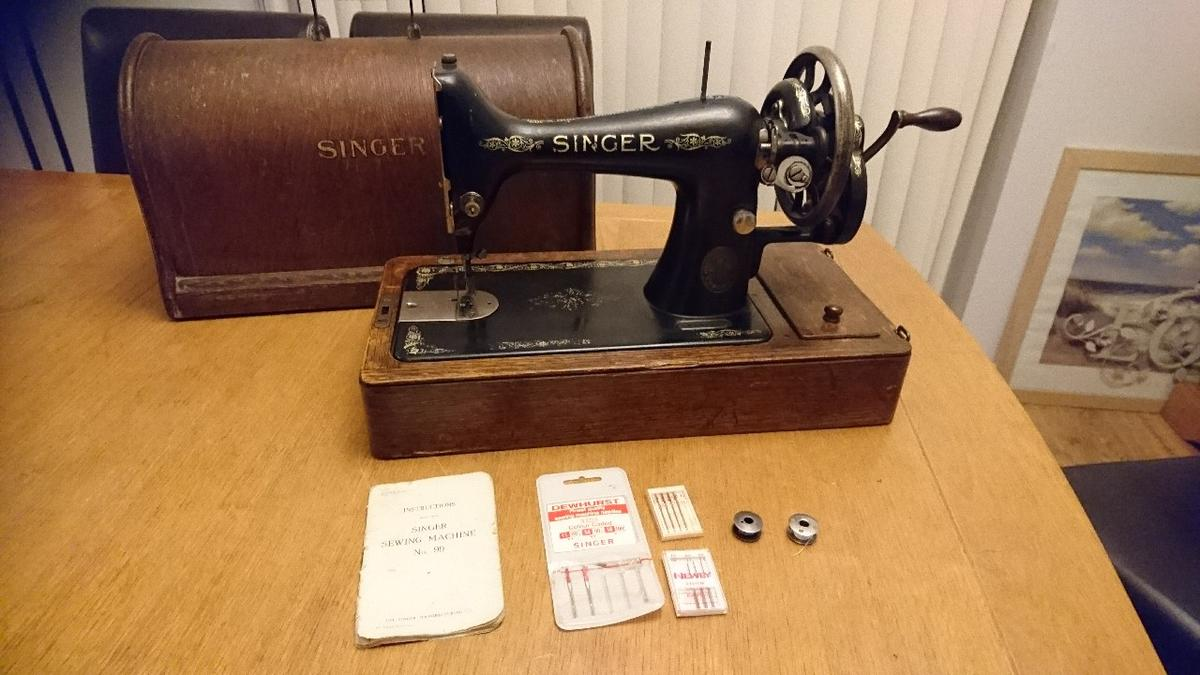 Singer Sewing Machine in 76760 Ectot-l'Auber for £60 00 for