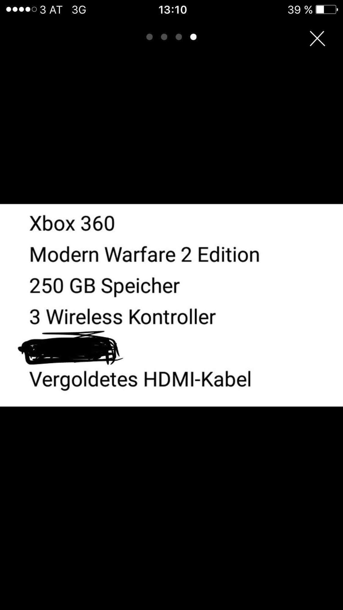 X box 360 in 4810 Gmunden for €80 00 for sale - Shpock