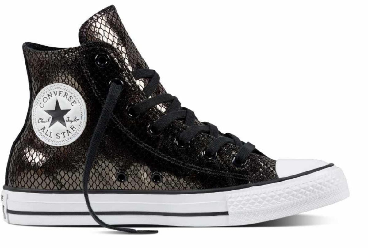 98b03eb085b633 New converse metallic scaled leather in EN3 Enfield for £25.00 for ...