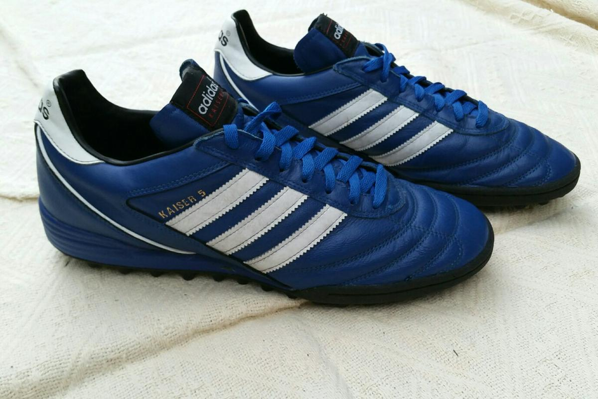 Mezquita marca Mayor  ADIDAS KAISER 5 SHOES SIZE 10 in PO6 Portsmouth for £35.00 for sale | Shpock