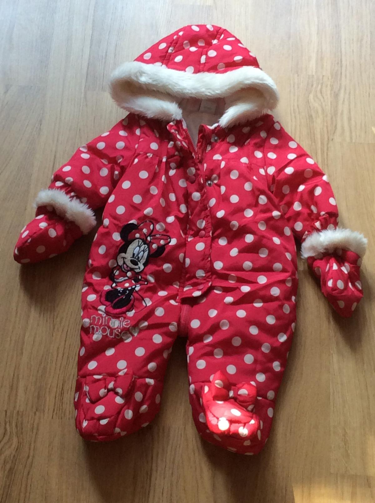 9db07eb08 Disney Minnie Mouse snowsuit in WN2 Bridge for £10.00 for sale - Shpock