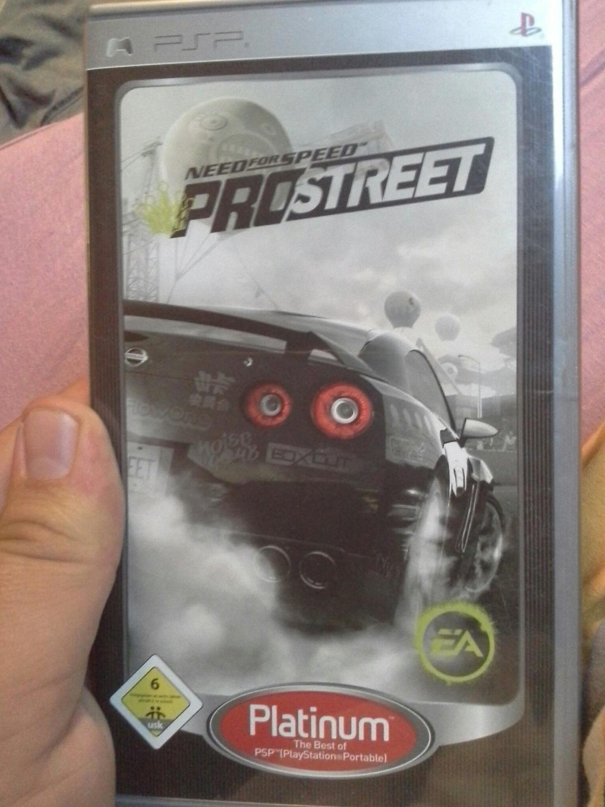 59b4b2b40 PSP Need for Speed ProStreet in 91349 Egloffstein for €5.00 for sale ...