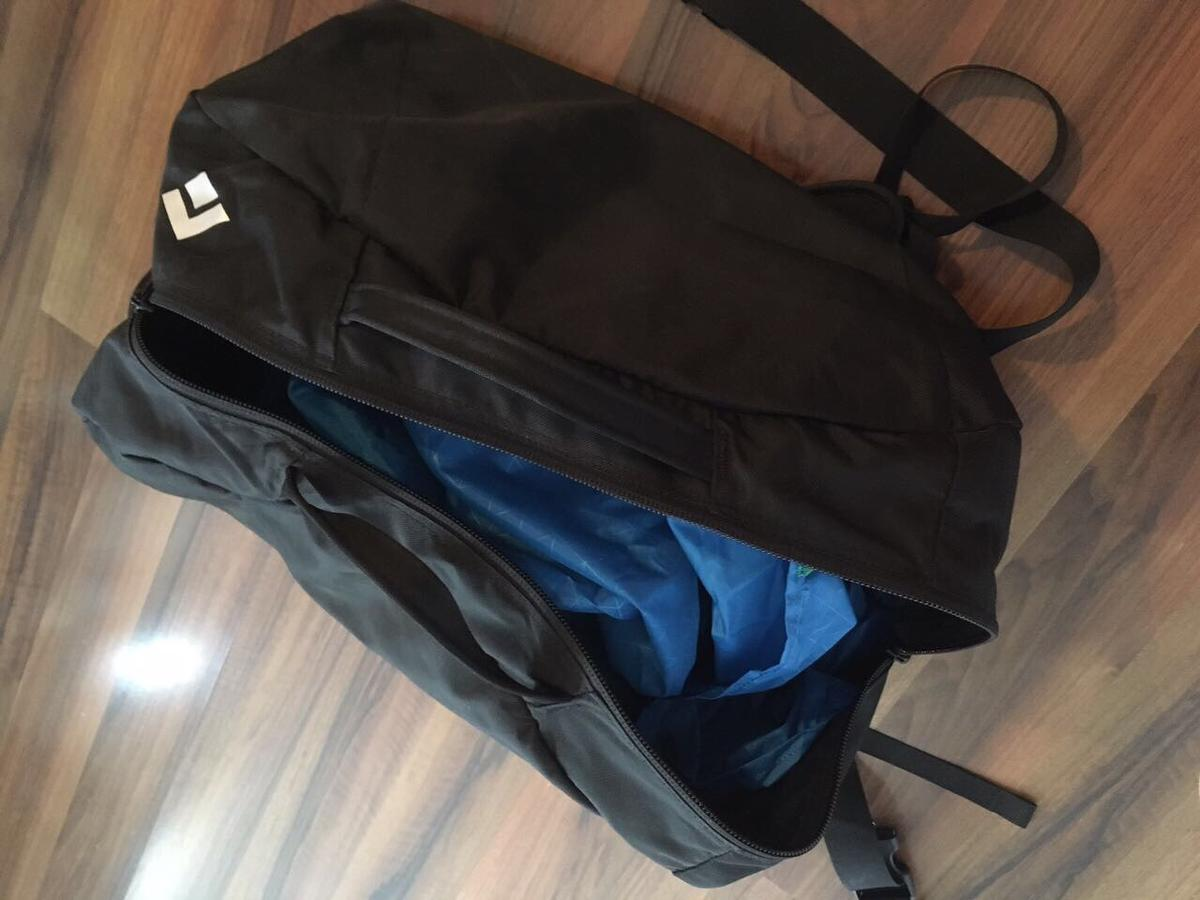 Black Diamond Klettergurt Instagram : Black diamond seiltasche stone duffel in münchen für u ac