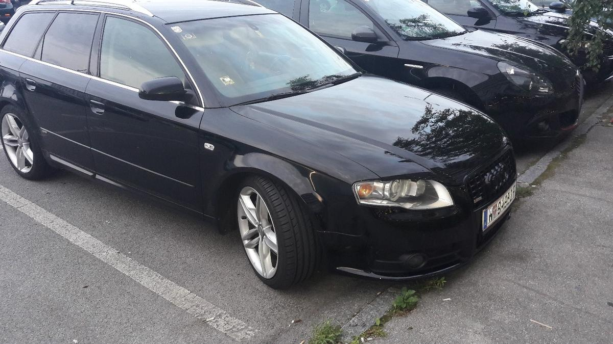 Audi A4 B7 30tdi S Line In 7132 Frauenkirchen For 570000 For