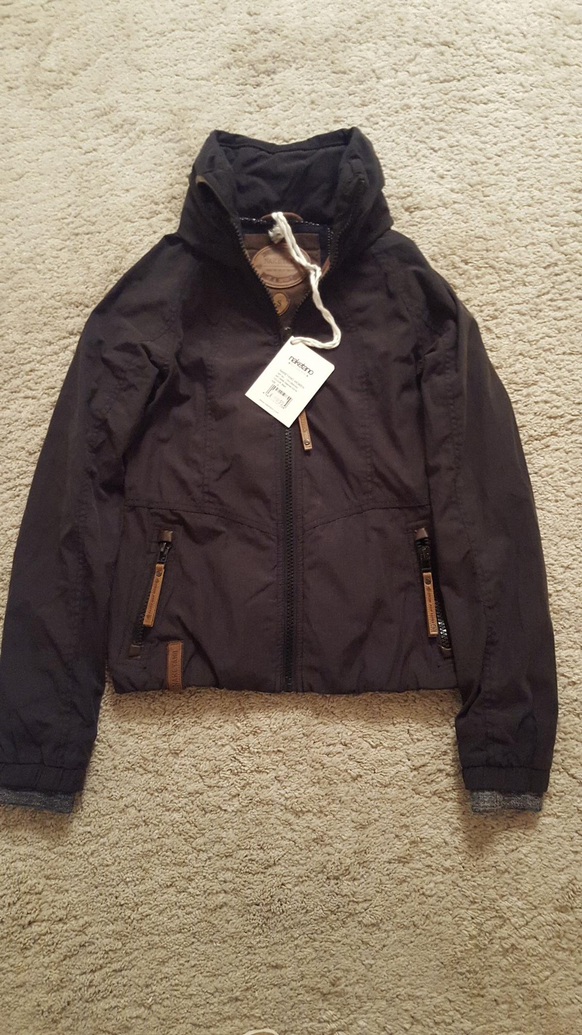 NAKETANO HERBSTJACKE DAMEN GR.S in 6432 Sautens for €79.00