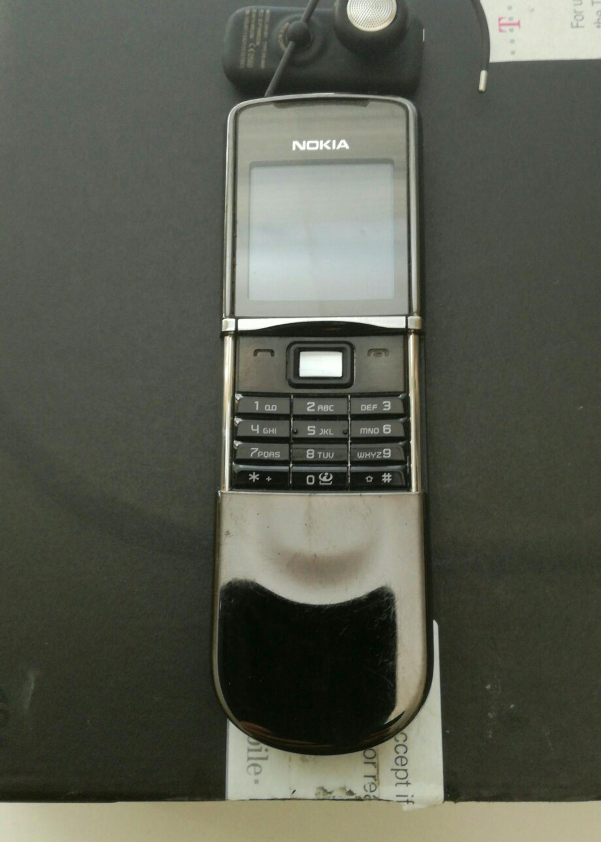 Nokia 8800 Sirocco Limited Edition Black In Ch1 Chester For 200 00 For Sale Shpock