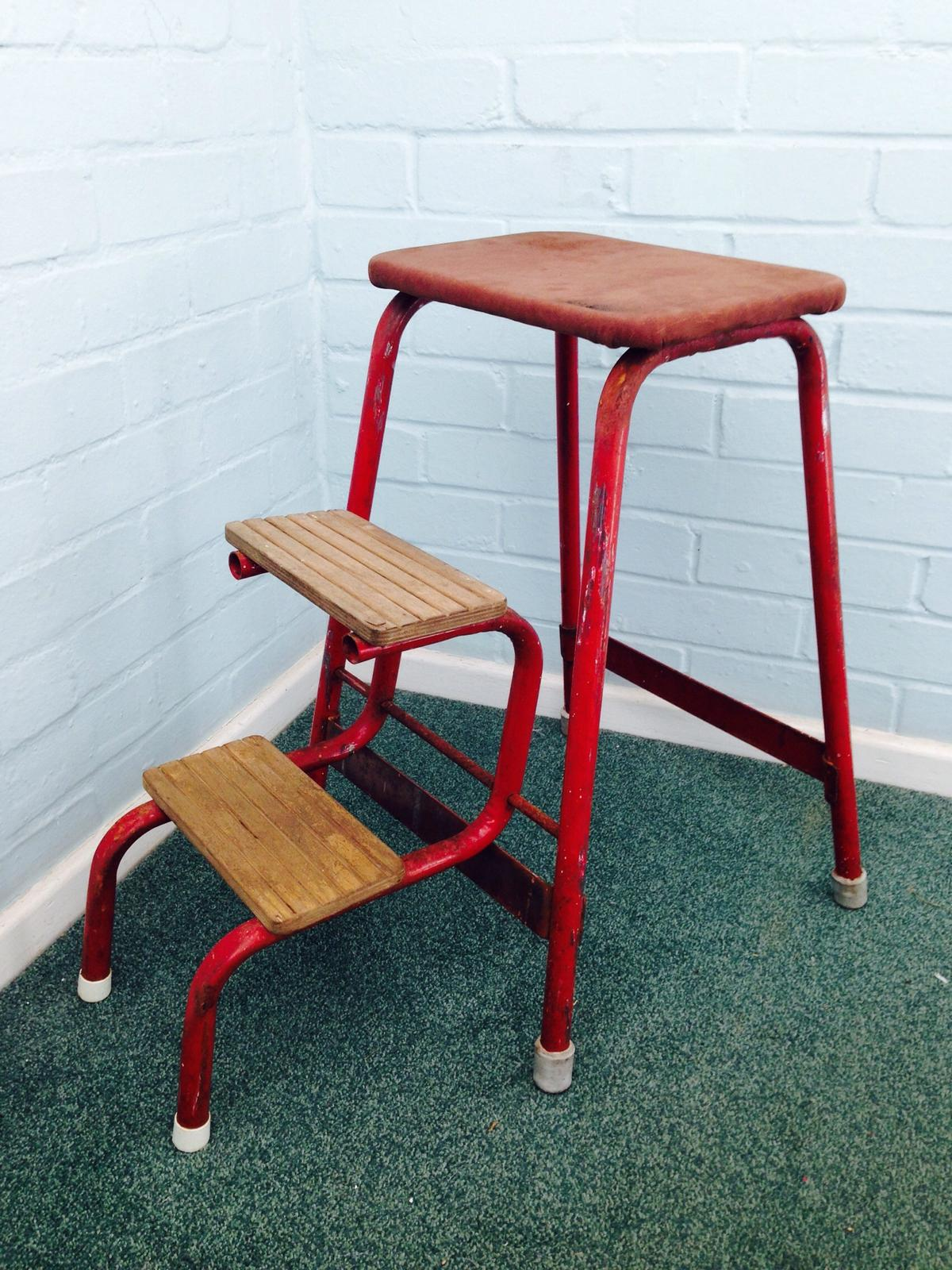 Vintage Retro Kitchen Step Stool in CO2 Colchester for £20.00 for ...