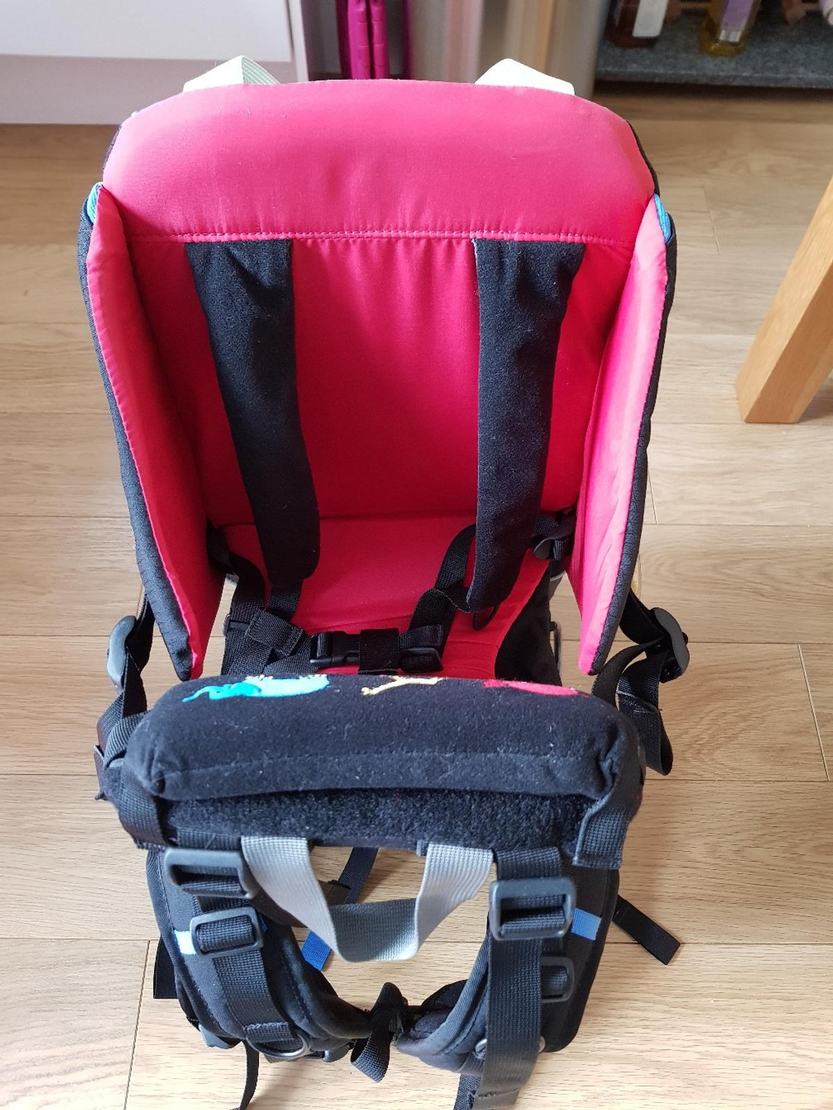 Little Life back pack child / baby carrier in SS2-Sea for £25 00 for