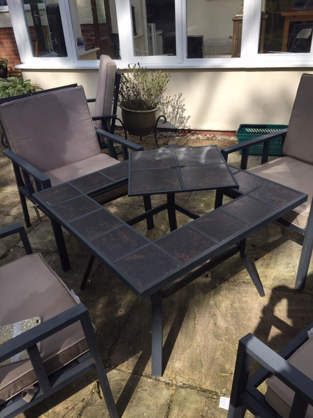 Cast iron Garden furniture from notcutts in TN12 Fairseat for