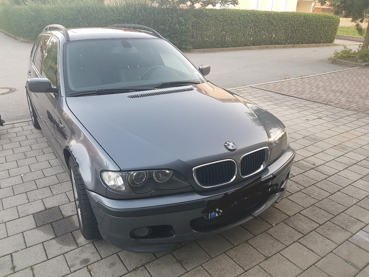 Schlachtung bmw e touring d in otzing for u ac for