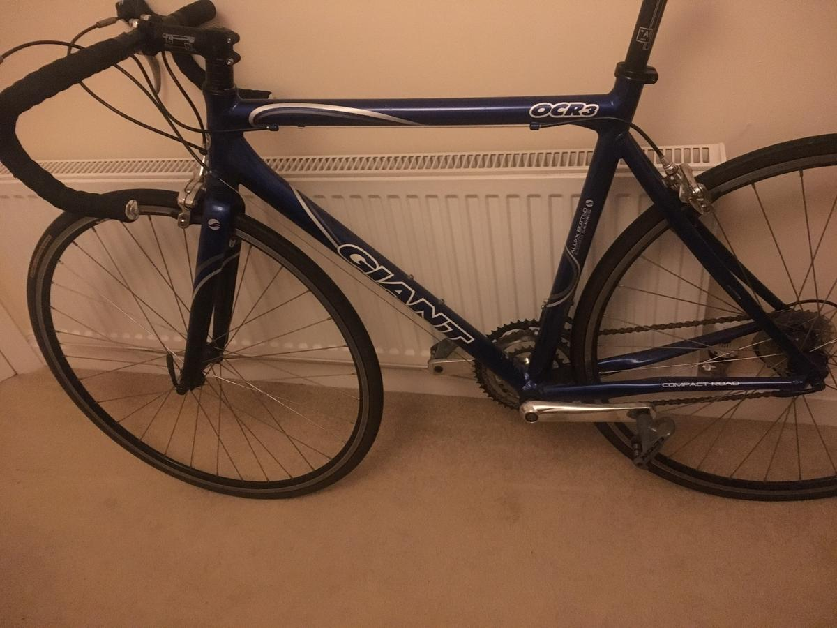 c3f67f0b86c Giant OCR 3 racing bike in CM16 Epping for £150.00 for sale - Shpock