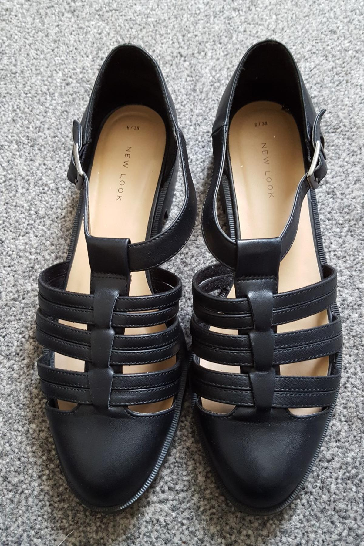 fashion style good service cheapest price Ladies shoes / sandals size 6 from new look