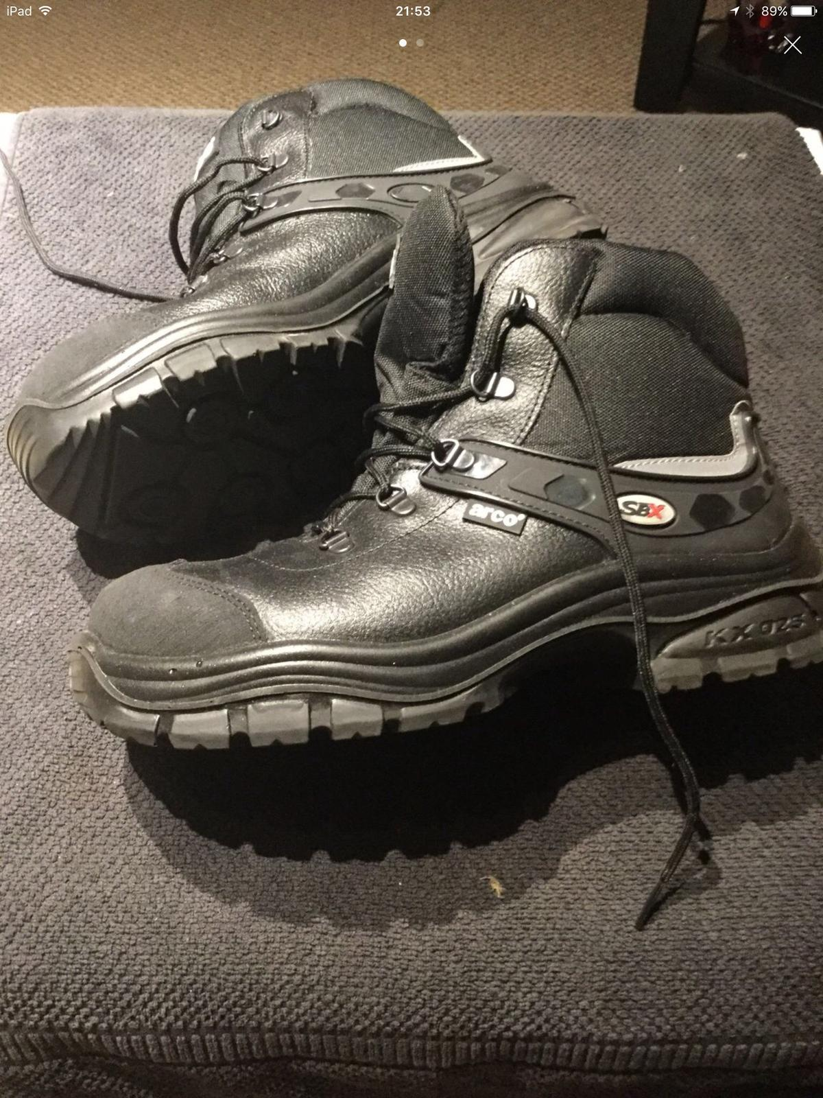 Arco boots sbx size 9 uk 43 £40 new