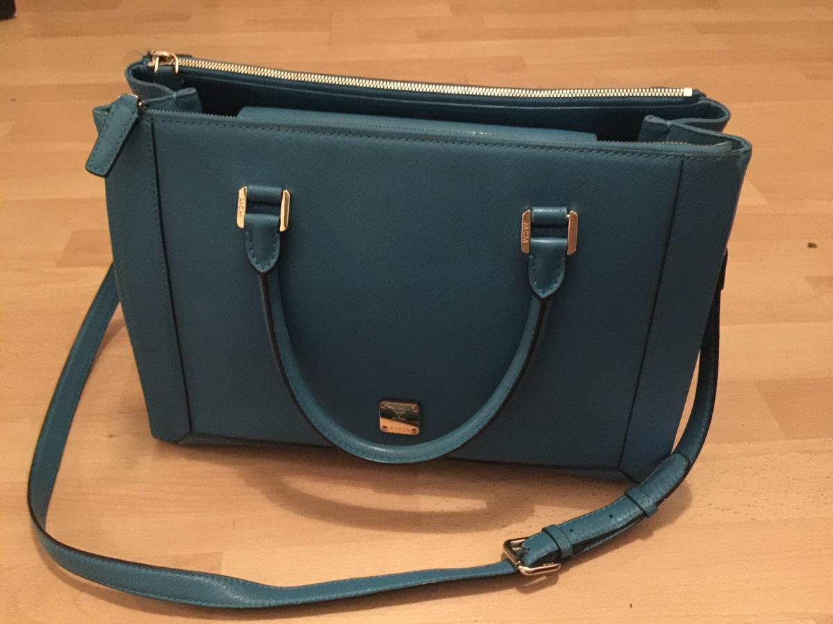 Mcm Nuovo Large Blue In 10247 Berlin For 150 00 For Sale