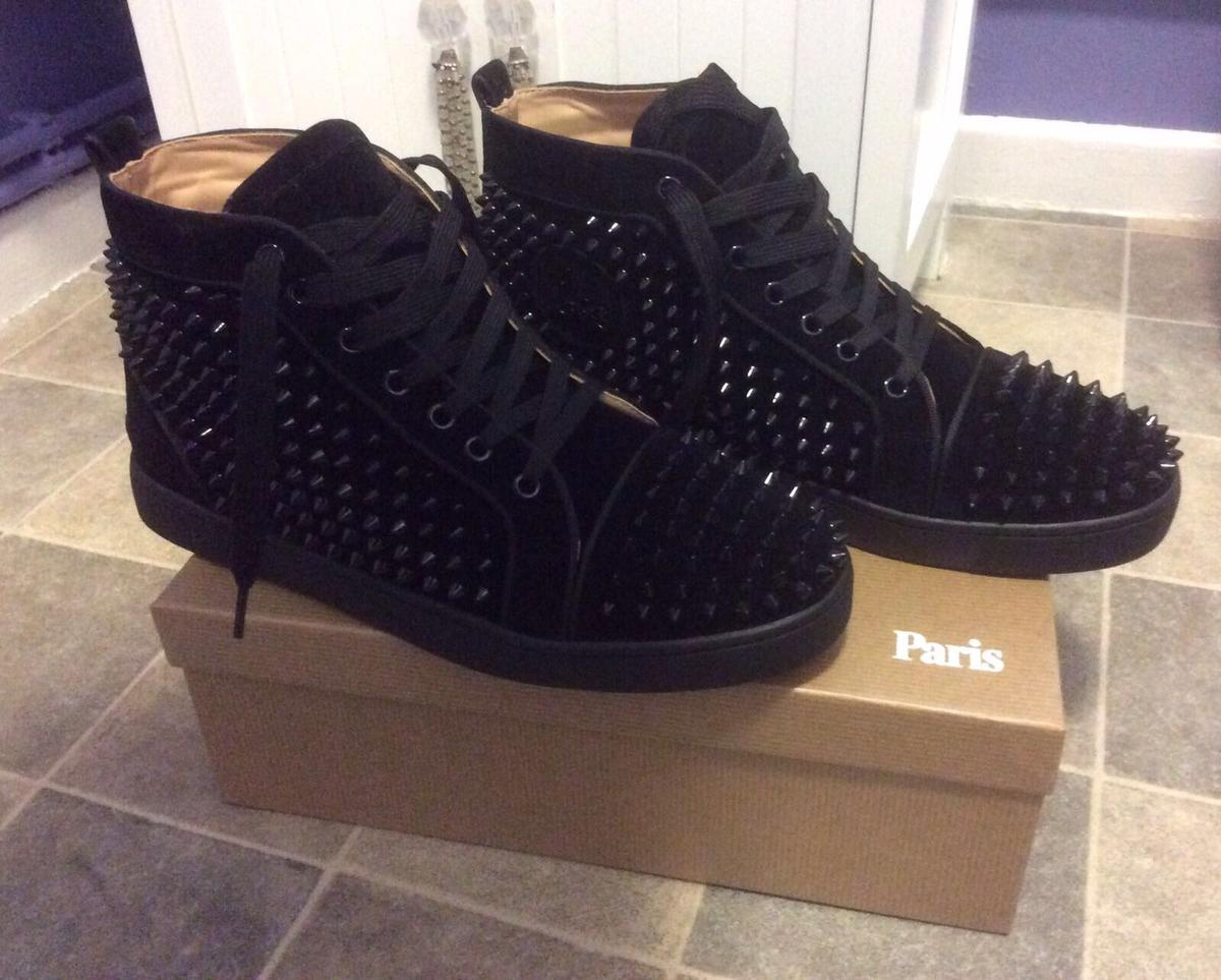 newest fceef 50b06 CHRISTIAN LOUBOUTIN MENS SHOES. in SE1 London for £140.00 ...