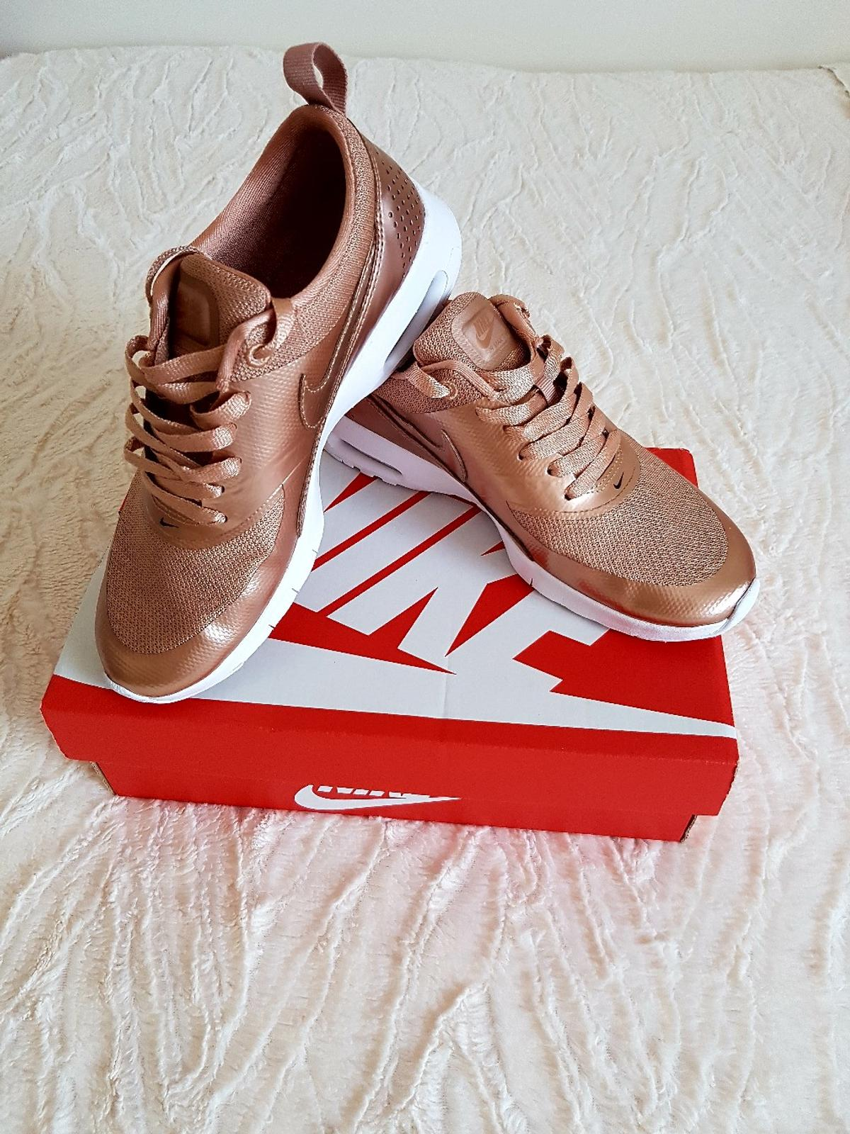 4f1861163104 Nike Air Max Thea Limited Edition rose gold in WA8 Widnes for £70.00 ...