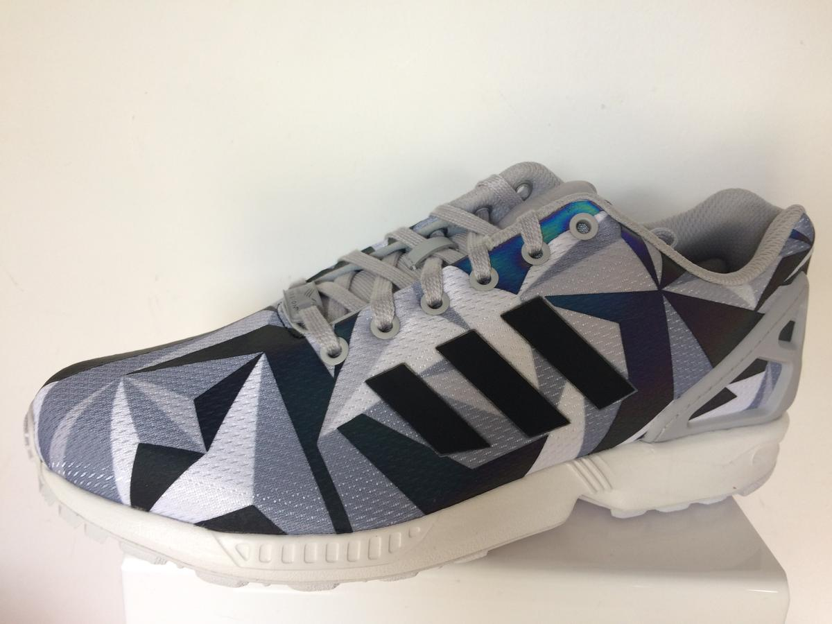 newest cd078 14fc8 ADIDAS ZX FLUX AQ4537 TRAINERS UK 9 in NN5 Northampton for ...