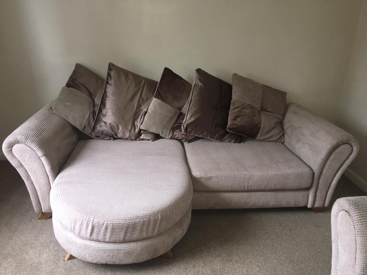 Two Dfs Sofas In Po12 Gosport For 200