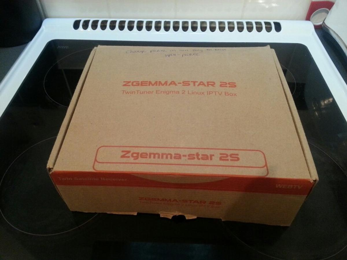 Zgemma star 2s x2 in WN8 Skelmersdale for £25 00 for sale