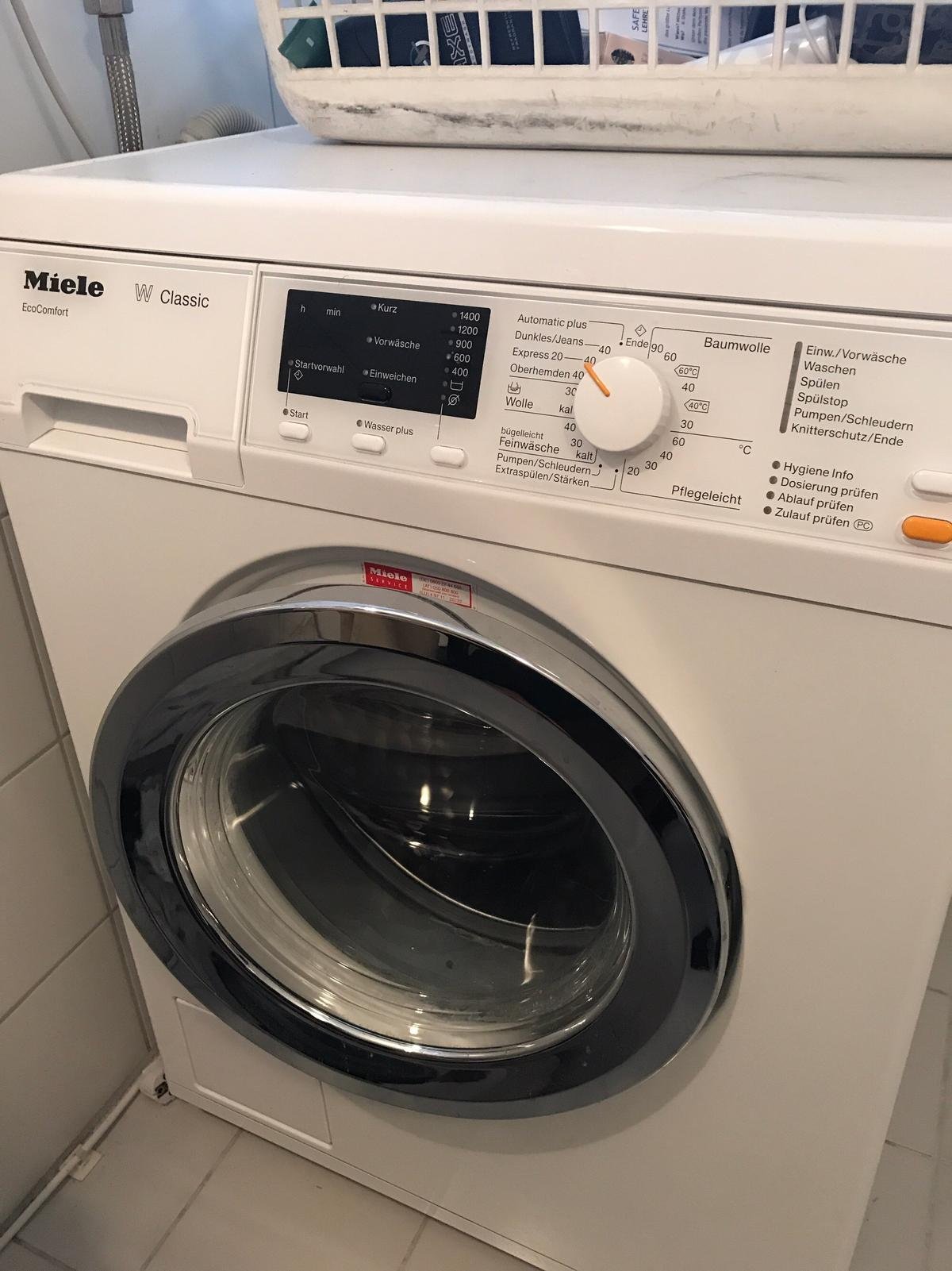 Wonderbaarlijk Miele W Classic Waschmaschine in 6866 for €500.00 for sale - Shpock EJ-27