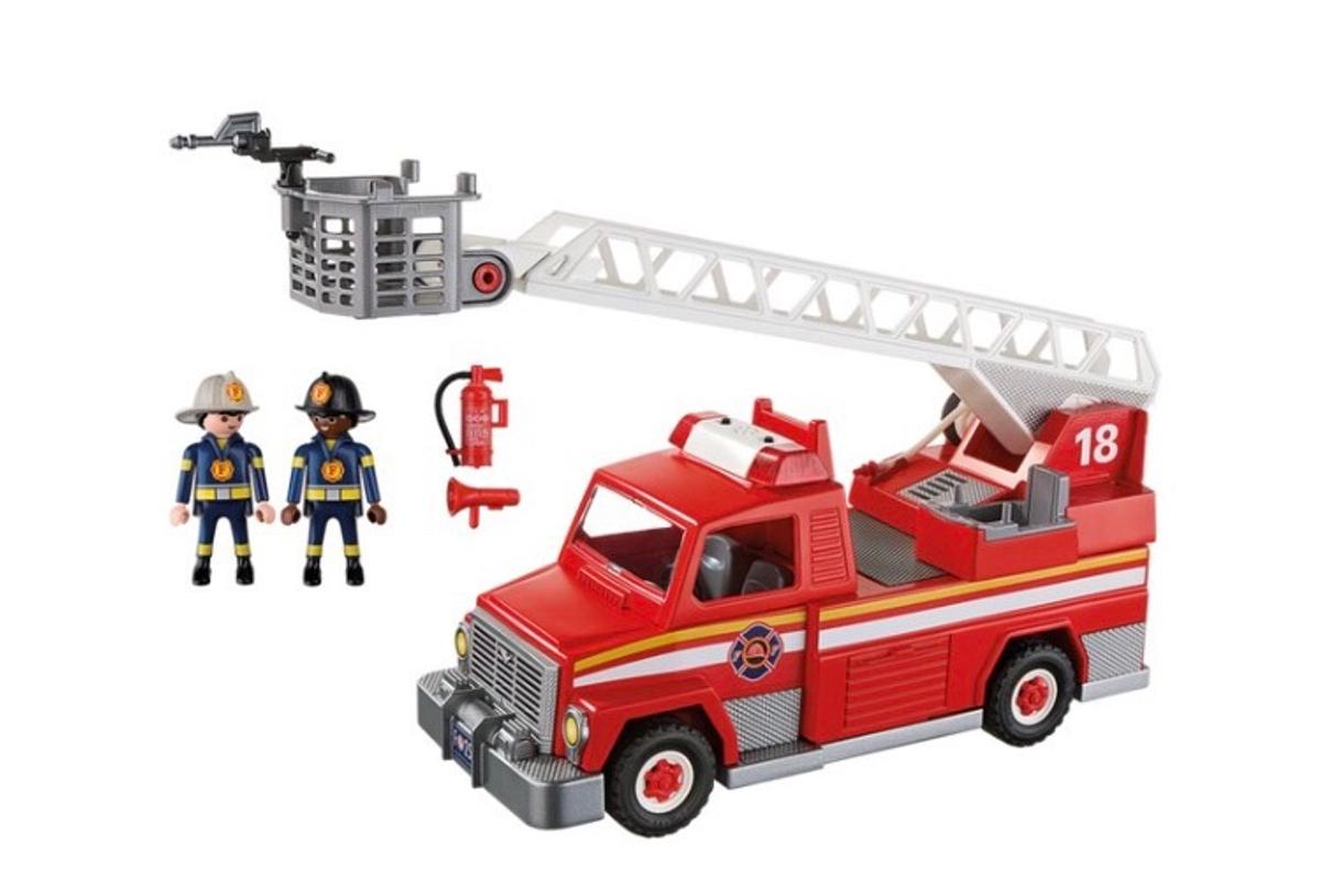 Playmobil City Action Fire Engine Brand New In Bs4 Bristol Fur 20 00