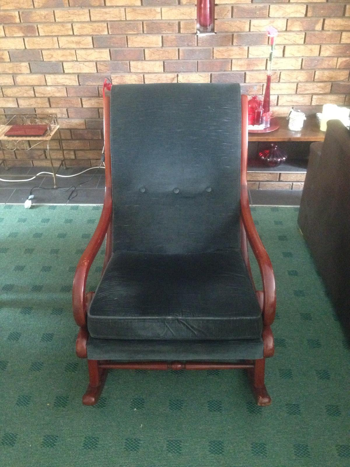 Prime Parker Knoll Vintage Rocking Chair In Wn5 Wigan For 40 00 Machost Co Dining Chair Design Ideas Machostcouk