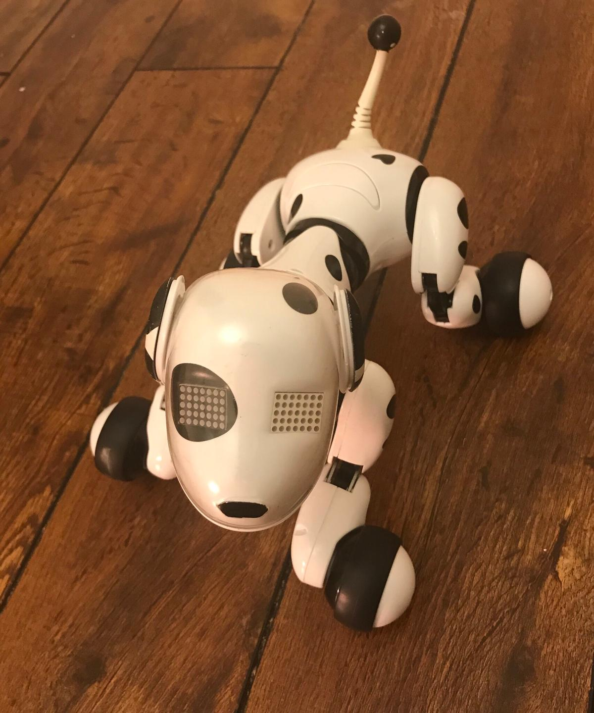 Zoomer Dalmatian robotic dog in WF13 Dewsbury for £30 00 for
