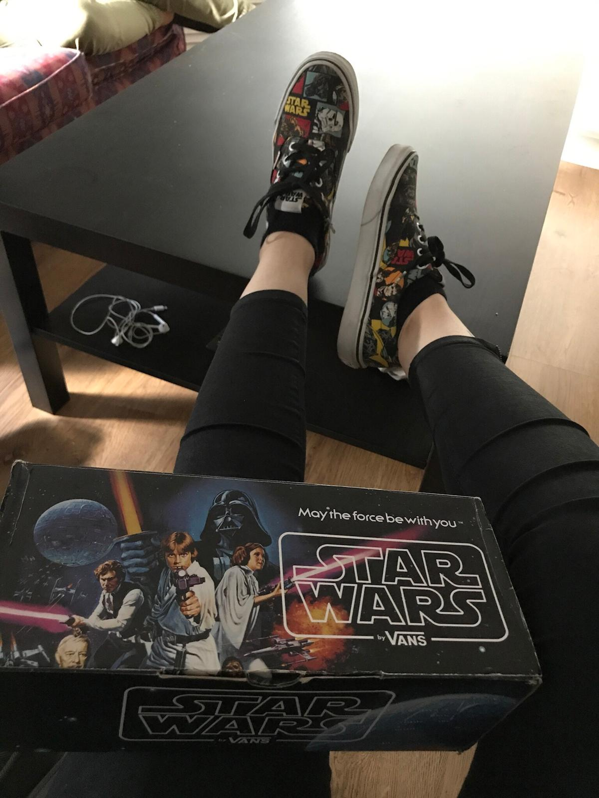 0b8dc0d036db96 Star Wars - Vans - special edition size 5 in SE3 London for £14.00 ...